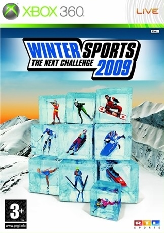 X360 Winter Sports 2009 The Next Challenge Nové