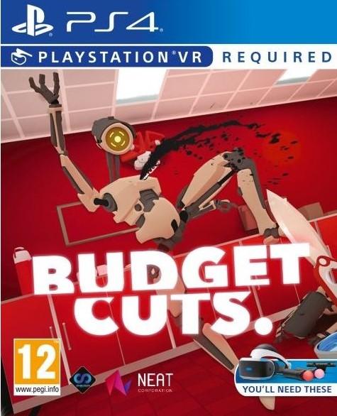 PS4 Budget Cuts VR Nové