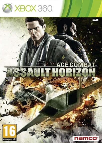 X360 Ace Combat Assault Horizon