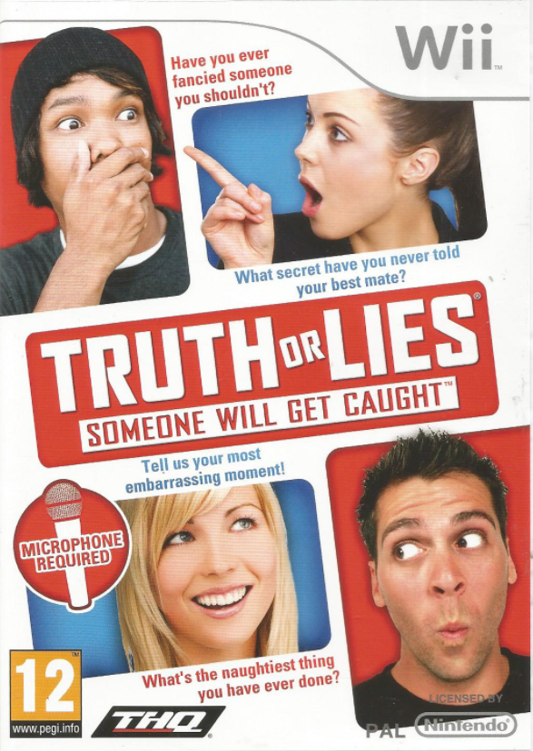 Wii Truth or Lies