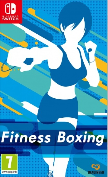 Switch Fitness Boxing Nové
