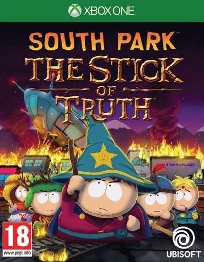 XONE South Park The Stick of Truth Nové