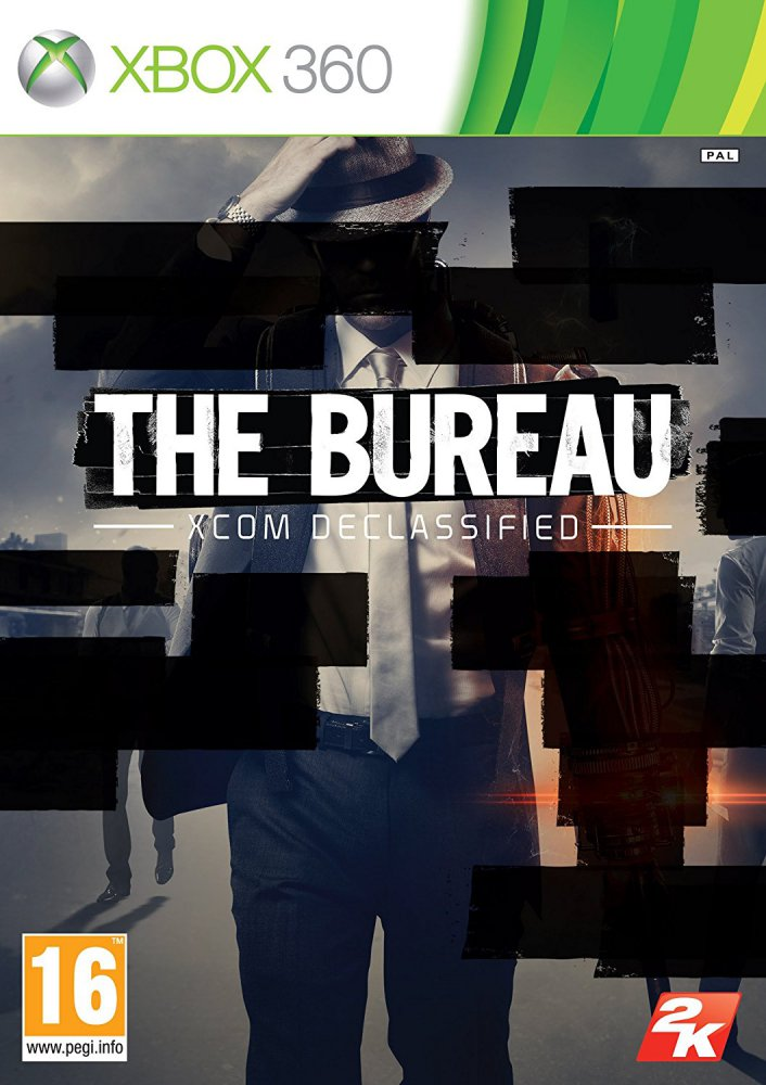 X360 The Bureau XCOM Declassified Nové