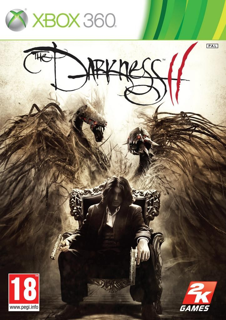 X360 The Darkness 2 Nové