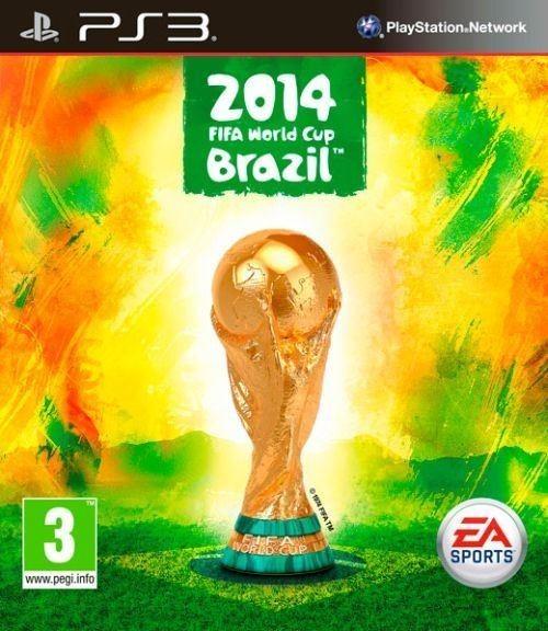 PS3 2014 FIFA World Cup Brazil Nové