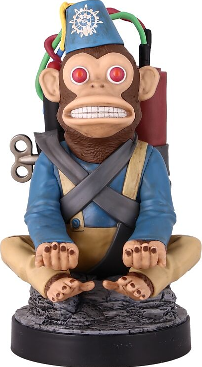 PS4/XONE držák Cable Guys Call of Duty Monkey Bomb Nové