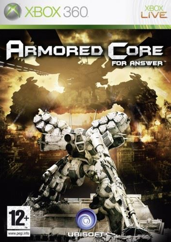 X360 Armored Core For Answer Nové