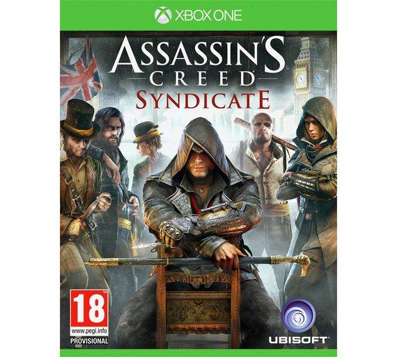 XONE Assassins Creed Syndicate Nové