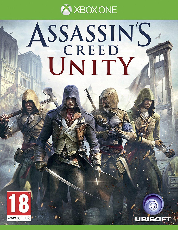 XONE Assassins Creed Unity Nové