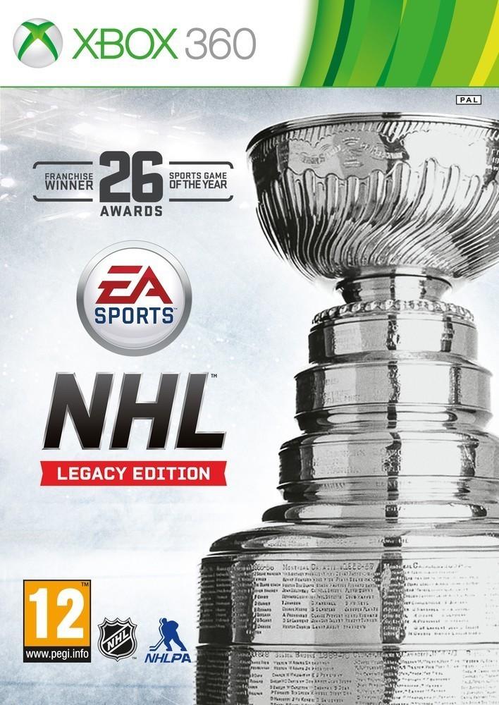 X360 NHL 16 Legacy Edition CZ Nové