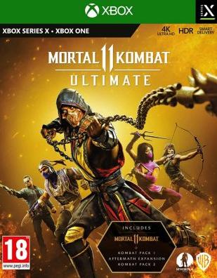 XONE/XSX Mortal Kombat 11 Ultimate Nové