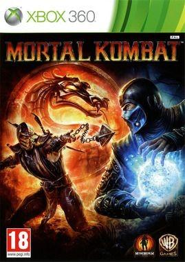X360 Mortal Kombat Nové