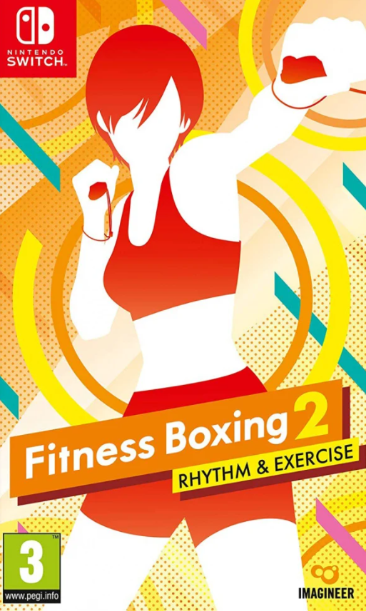Switch Fitness Boxing 2 Rhythm and Exercise Nové
