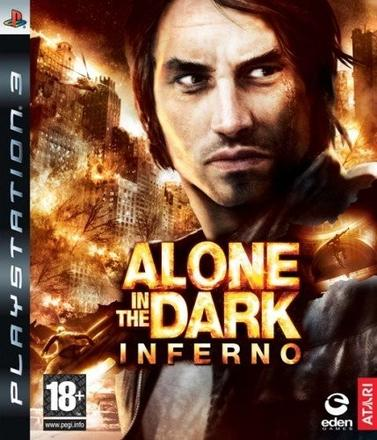 PS3 Alone in the Dark Inferno Nové