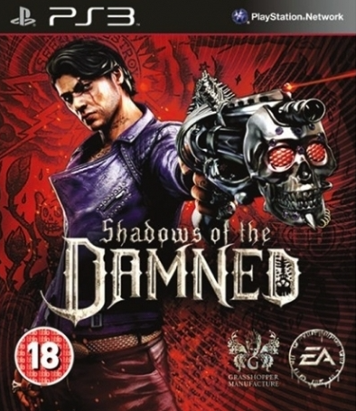 PS3 Shadows of the Damned Nové