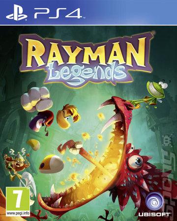 PS4 Rayman Legends Nové
