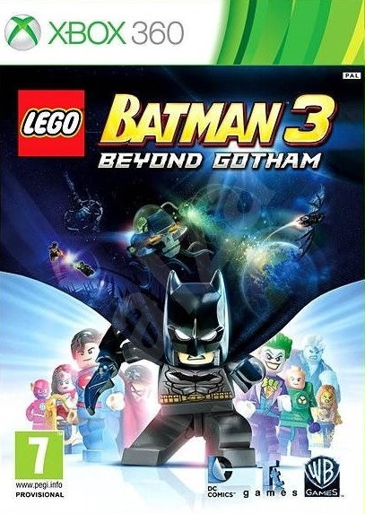 X360 Lego Batman 3 Beyond Gotham