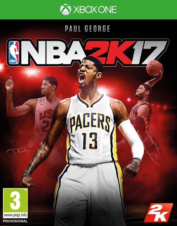 XONE NBA 2K17 Nové