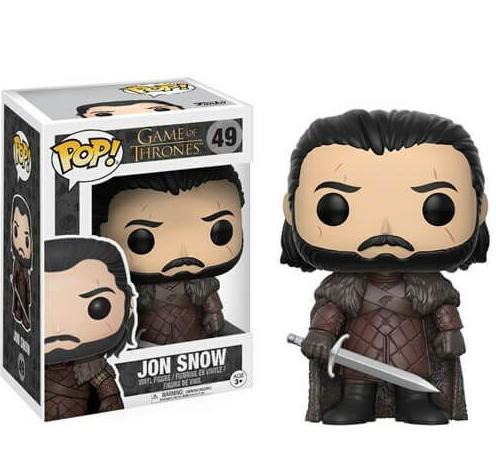 Merch Funko Pop! 49 Game of Thrones Jon Snow Nové