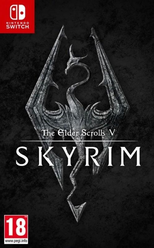 Switch The Elder Scrolls V Skyrim Nové