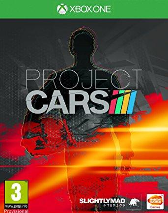 XONE Project CARS