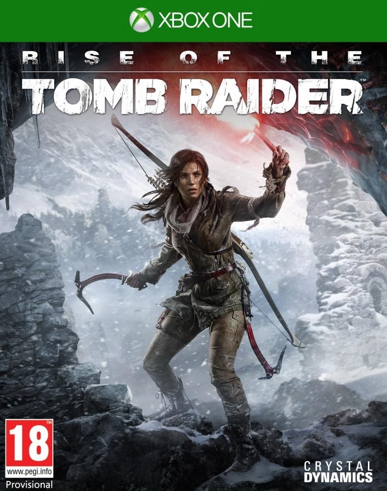 XONE Rise of The Tomb Raider