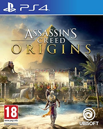 PS4 Assassins Creed Origins CZ