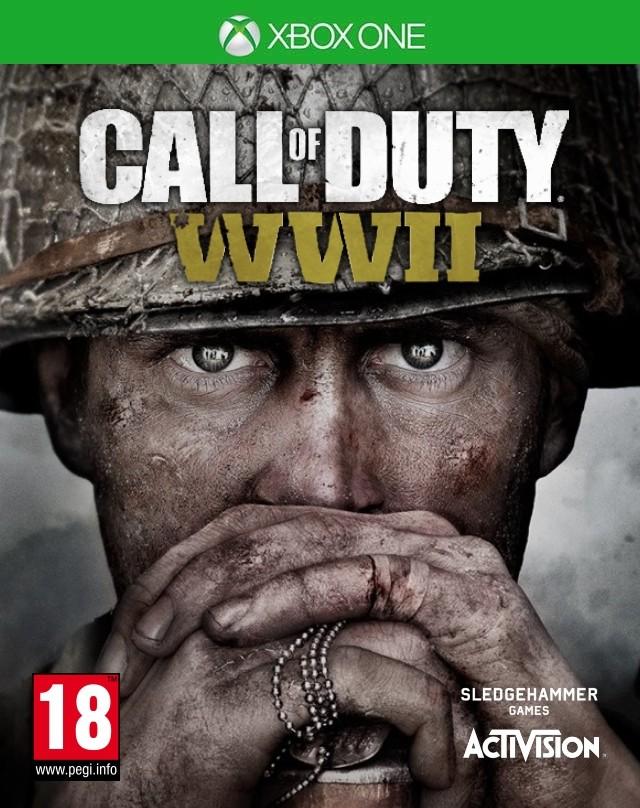 XONE Call of Duty WWII-
