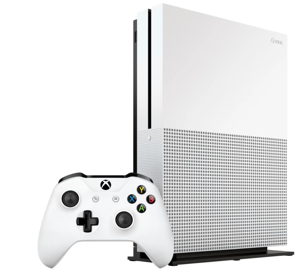 XONE Konzole Microsoft XBOX One S 1TB white-