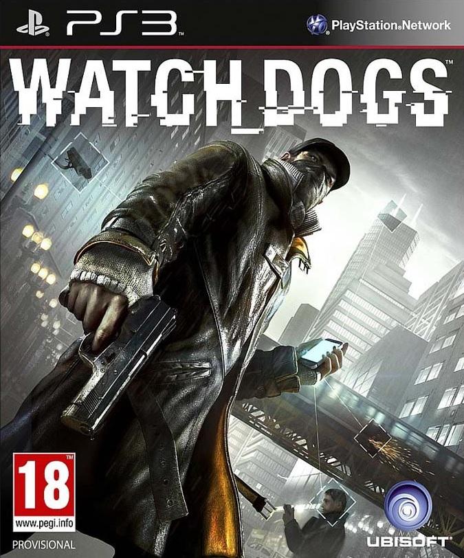 PS3 Watch Dogs CZ