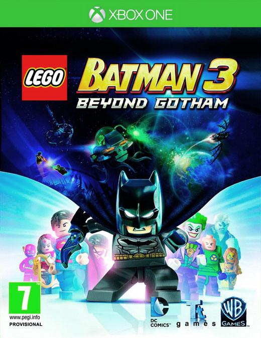 XONE Lego Batman 3 Beyond Gotham