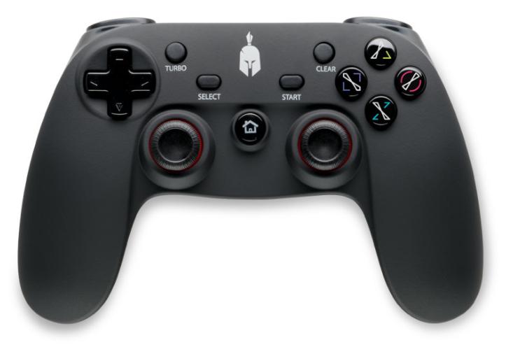 PS3/PC bezdrátový ovladač Spartan Gear Ksifos Nové