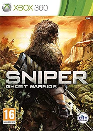 X360 Sniper Ghost Warrior