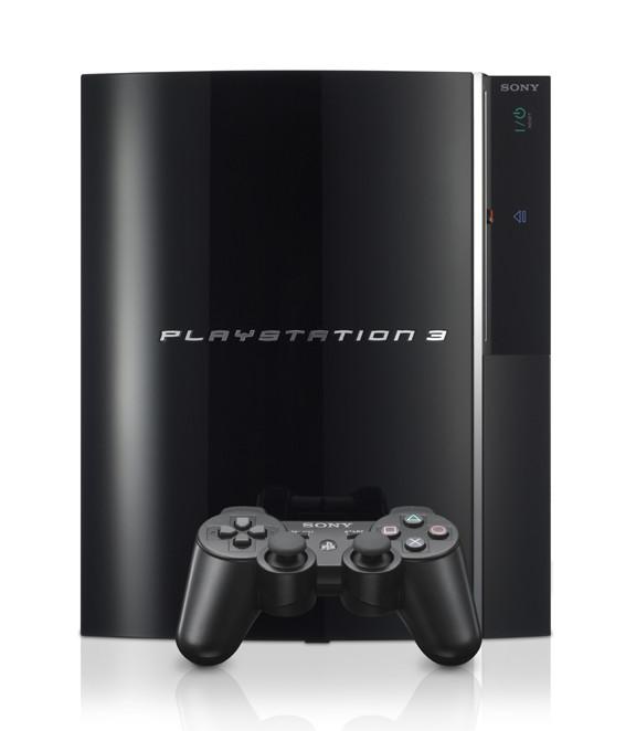 PS3 Konzole Sony Playstation 3 - 80GB-
