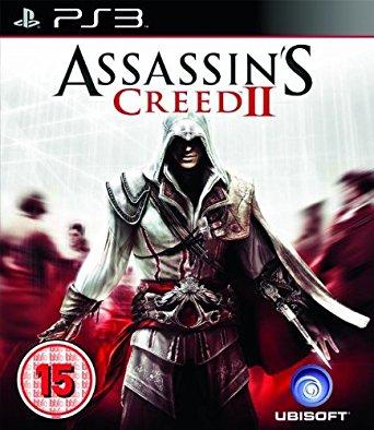 PS3 Assassins Creed 2-