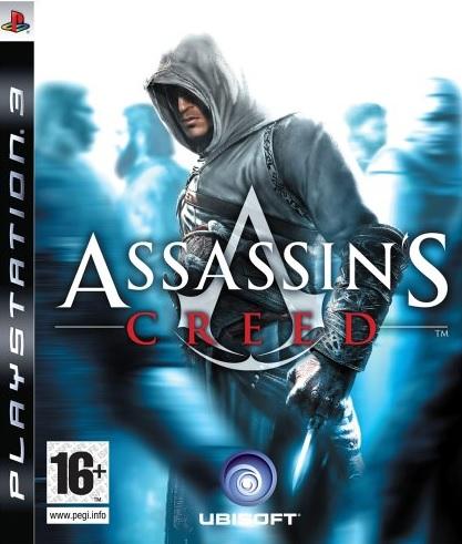 PS3 Assassins Creed-