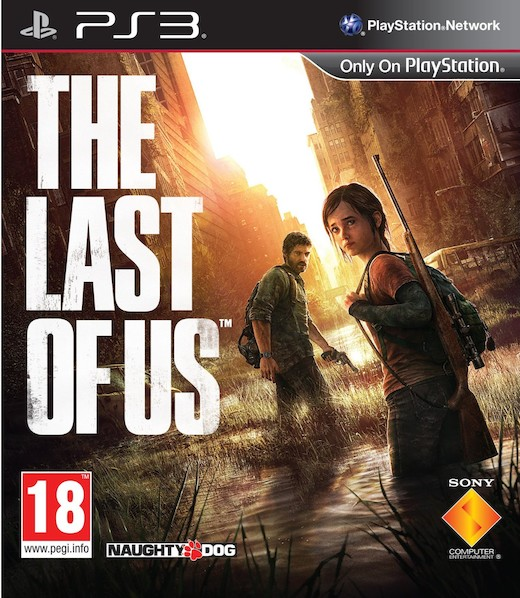 PS3 The Last of Us CZ Nové