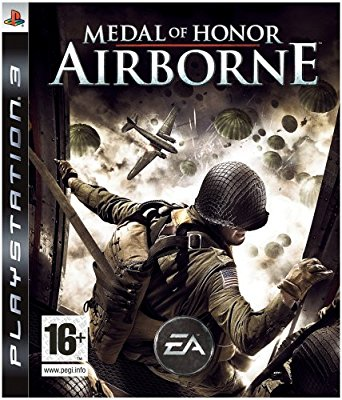 PS3 Medal of Honor Airborne-