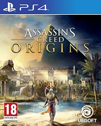 PS4 Assassins Creed Origins CZ-