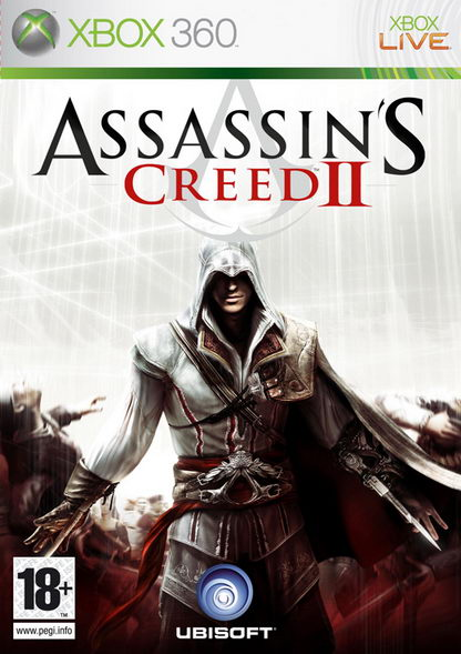 X360 Assassins Creed 2-