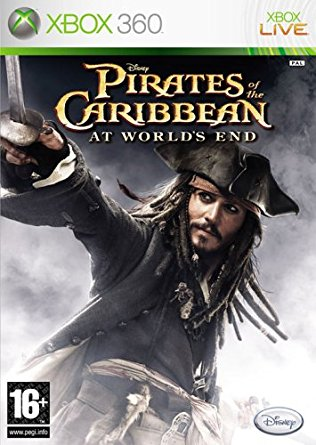 X360 Pirates of the Caribbean At Worlds End-