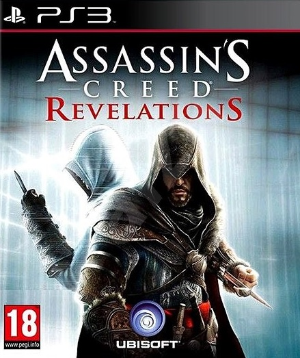 PS3 Assassins Creed Revelations-