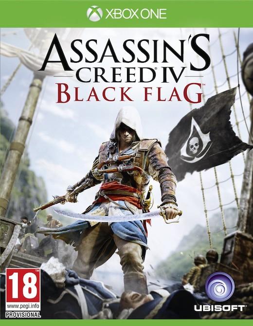 XONE Assassins Creed 4 Black Flag CZ-