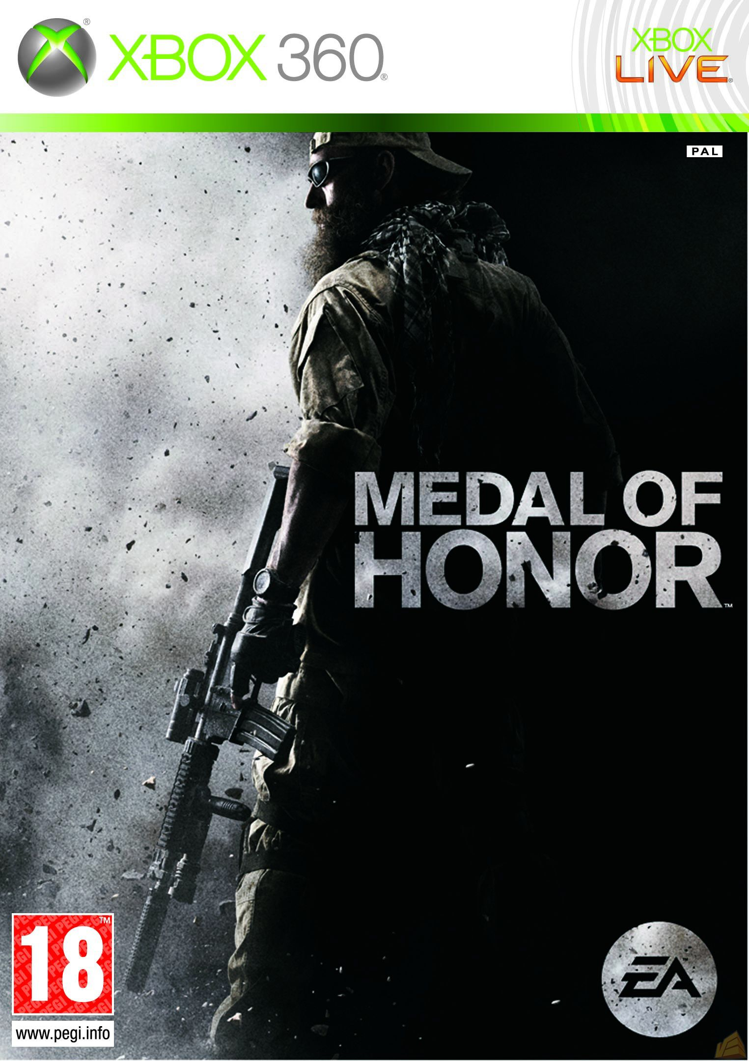 X360 Medal of Honor-