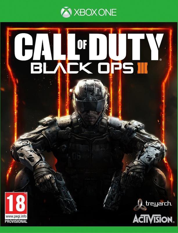 XONE Call of Duty Black Ops 3