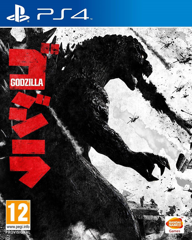 PS4 Godzilla - jen hra