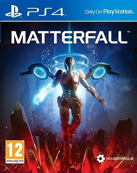 PS4 Matterfall - jen hra