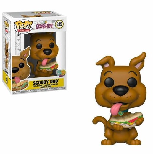 Merch Funko Pop! 625 Animation Scooby Doo Scooby Doo Nové