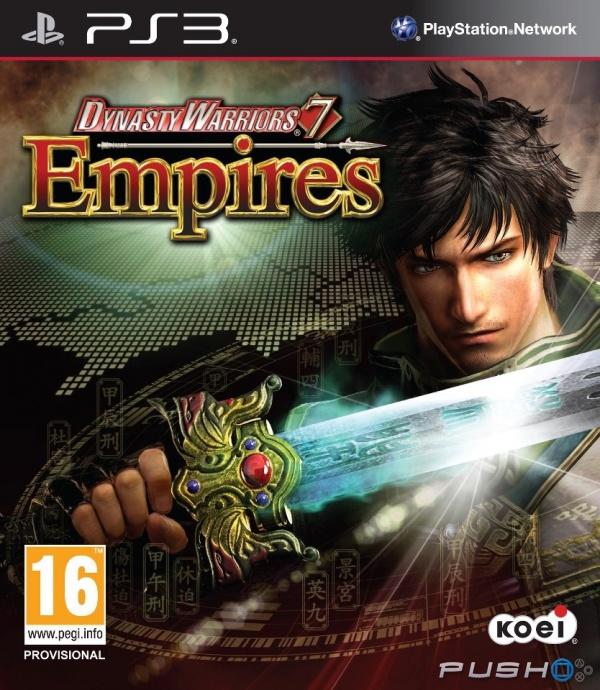 PS3 Dynasty Warriors 7 Empires