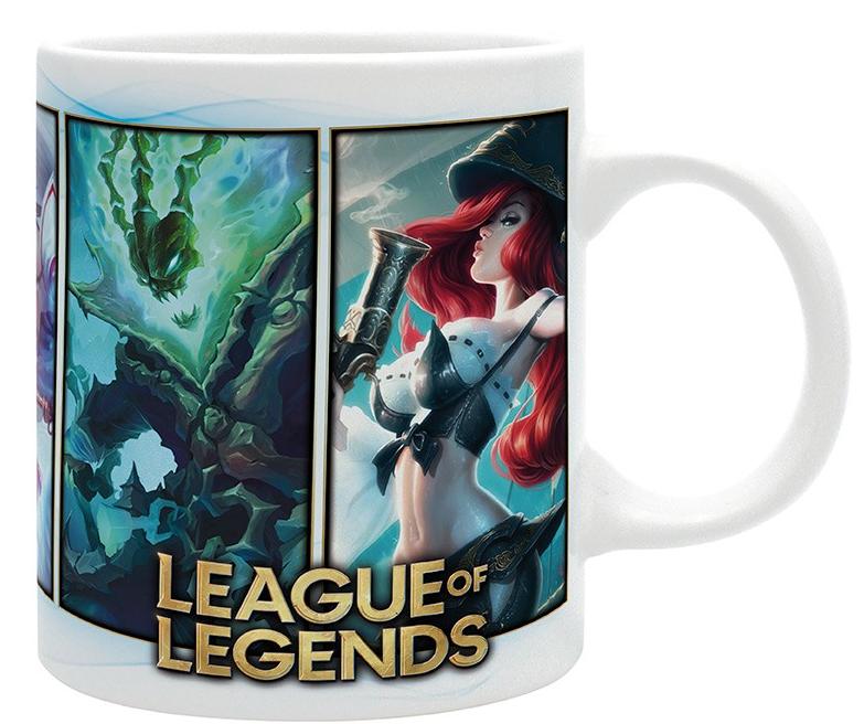 Merch Hrnek League Of Legends Nové